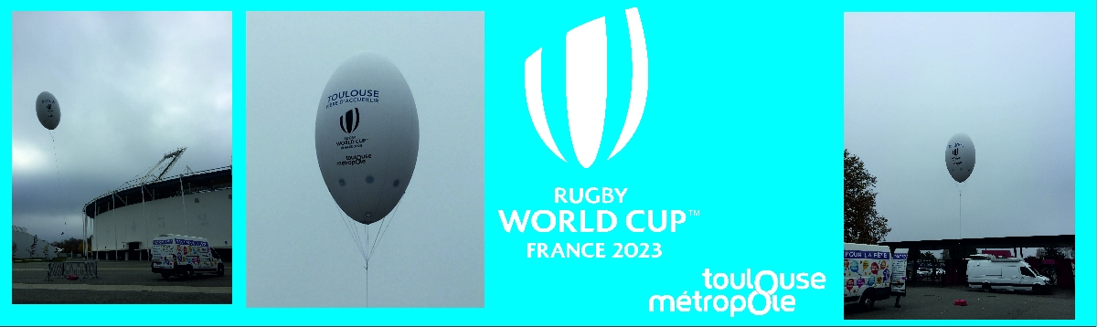 COUPE DU MONDE DE RUGBY FRANCE 2023
